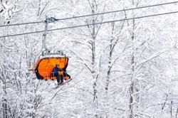 Siberian ski resort hopes to attract locals cut off from the Alps by travel restrictions