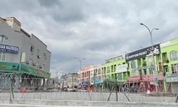 Salak Tinggi businesses bear brunt of lockdown