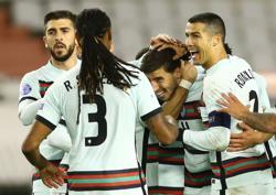 Dias strikes twice as Portugal fight back to beat Croatia