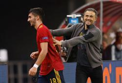 Everything went to plan, says Luis Enrique after Spain blitz Germany