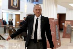 Nazri: Courts should have thrown out application to challenge King's decision not to declare Emergency