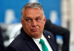 Hungary vetoed EU budget because of immigration 'blackmail', says PM Orban
