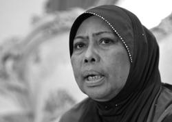 Bugaya's Manis Muka was determined to be sworn in, says daughter