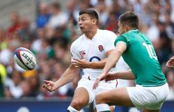 Ireland name Byrne in place of injured Sexton for England clash