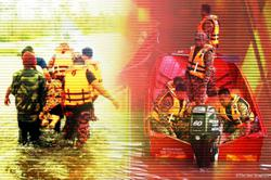 Five fishermen found safe after boat capsizes near Pantai Tok Bali