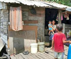 Rural Sarawak still lacking in basic facilities