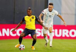 Ecuadorean player finds passport after internet appeal