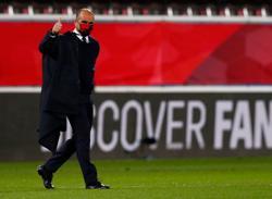 Belgium boss Martinez gives Nations League thumbs up