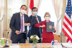 Indonesia, US sign US$750mil infrastructure, trade deal
