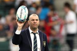 Former Wallabies coach Cheika makes code switch to lead Lebanon