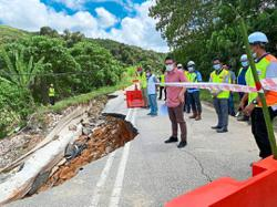 Drive with care at flood-prone stretches, motorists told