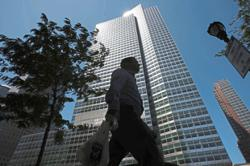 Goldman Sachs raises billions to acquire stakes