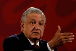 Mexico's president: we didn't threaten to expel DEA agents over General Cienfuegos arrest