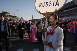US blacklists N.Korea-Russia 'forced labour' groups