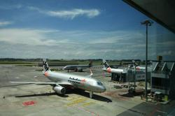 Jetstar to operate Asean transit flights through Singapore's Changi Airport