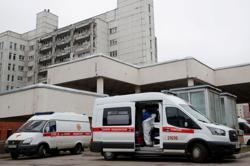 Some Russian hospitals face shortages of COVID-19 drugs