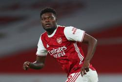 Arsenal's Partey out of Leeds clash, Arteta backs call for five substitutes