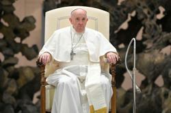 Vatican asks Instagram to investigate mysterious papal 'like' of model