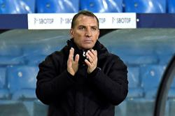 Liverpool still world class with key players out, says Leicester's Rodgers
