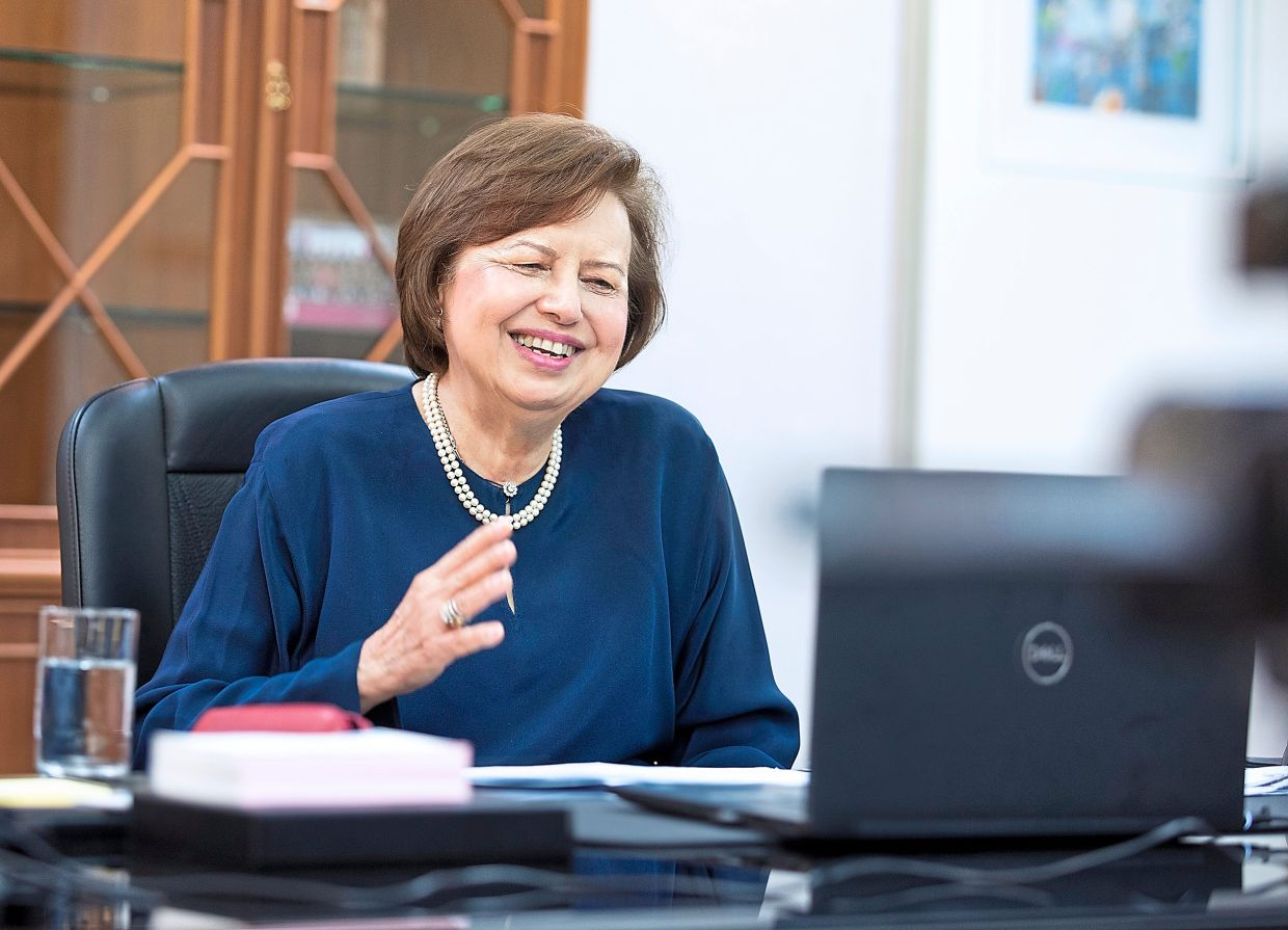 Economic rebound: Zeti suggests investors look beyond 2020, as she expects a rebound in the economy and that PNB is set to benefit as it has taken advantage of the weakness in the market to accumulate good stocks.