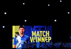 Djokovic reaches ATP Finals semis, Nadal showdown still on