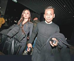 Mandy Lieu confirms break-up with married tycoon
