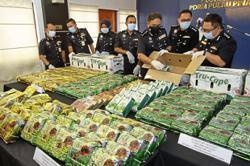 Drugs worth RM8mil seized