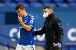 Everton's Coleman out of Fulham game, Richarlison back - Ancelotti