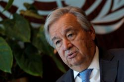 U.N. chief warns against unilateral moves on Yemen