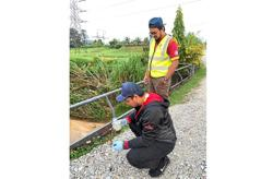 Quick response prevents water cut