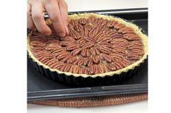 Season for classic pecan pie