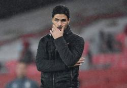 Arteta furious after Arsenal training ground bust-up leaked to media