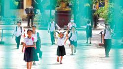 Cambodia: Govt to reopen schools on Monday (Nov 23), exams stay on schedule