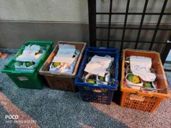 Johor Maqis seizes 250kg of produce being smuggled into S'pore