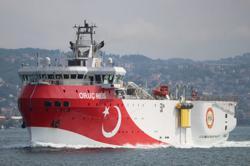 Turkey extends seismic survey work in disputed Mediterranean area to November 29