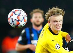 Dortmund's Haaland wins 2020 Golden Boy award