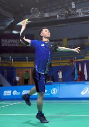 Back-up shuttlers may replace regulars in Vietnam SEA Games