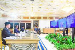 Sultan: Virus a test of Apec's relevance
