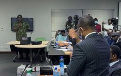 Nigerian general dismisses bloody Lagos protest videos as fake