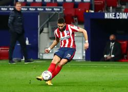 Carrasco strike ends Atletico's 10-year wait to beat Barcelona
