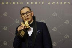 Malaysia's Chong Keat Aun wins Best New Director at Taiwan's Golden Horse Awards