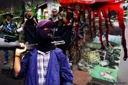 Hostages unhurt in clash