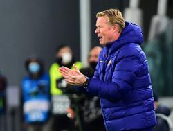 Koeman in disbelief at sloppy Barca defending