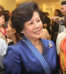 Cambodian Princess Norodom Arunrasmy appointed as advisor to govt