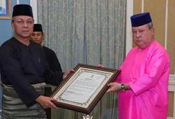 Johor ruler proclaims Pasir Gudang a city, the third in the state