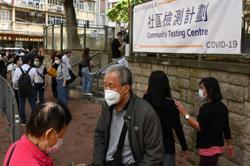 Hong Kong govt exercises new power on compulsory testing after Covid-19 cluster grows
