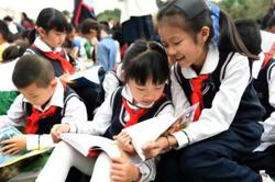 International publishers eye China's market for children's books