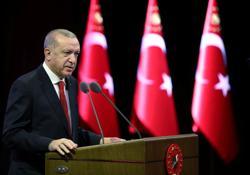 Erdogan says Turkey sees itself a part of Europe