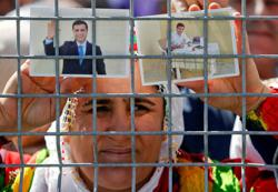 Erdogan rejects ally's call for release of philanthropist and Kurdish leader