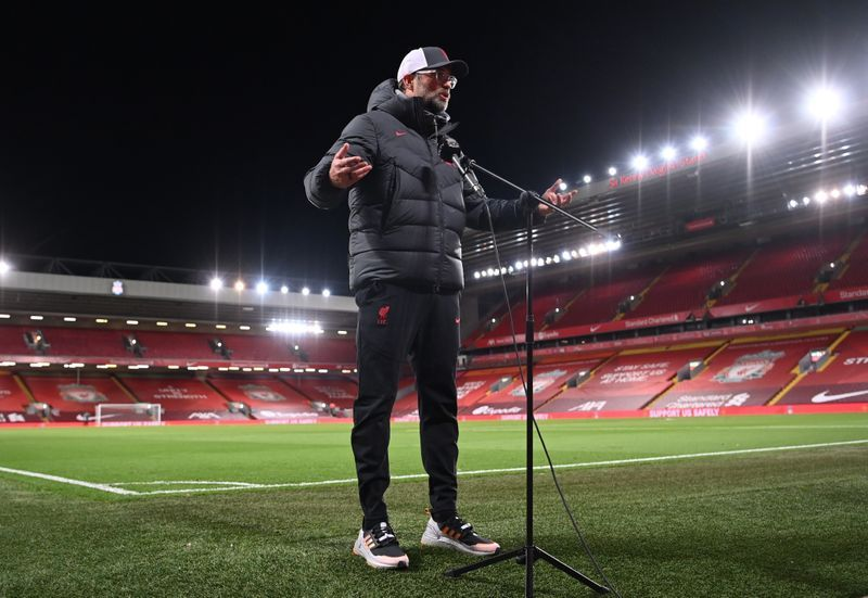 Football Klopp Blasts Broadcasters Over Hectic Match Schedule The Star